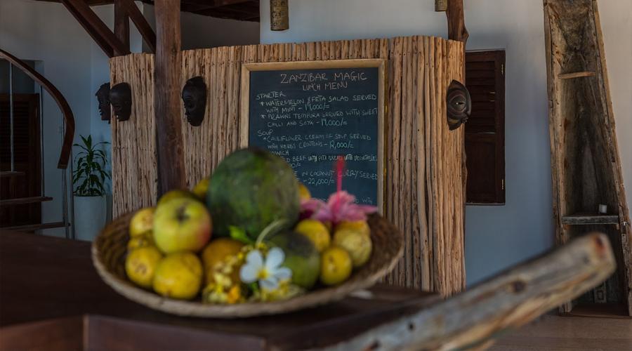 Zanzibar Magic Restauracja 16